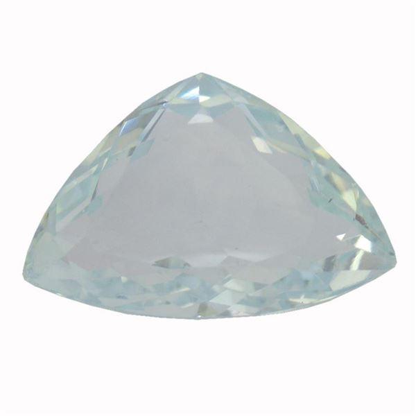 8.02 ctw Triangle Aquamarine Parcel