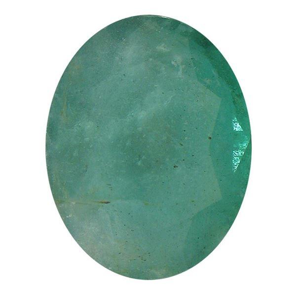 4.54 ctw Oval Emerald Parcel