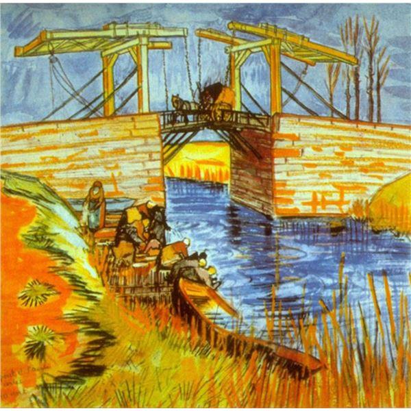 Van Gogh - Langlois