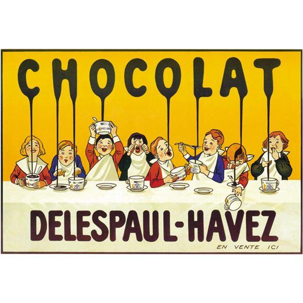 Unknown - Chocolat Delespaul-Havez