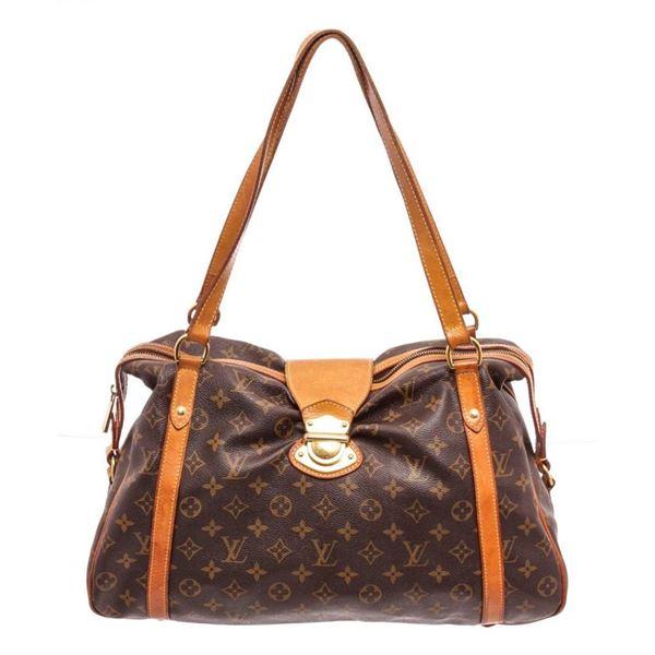 Louis Vuitton Brown 31824GM Shoulder Bag