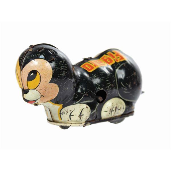 Marx Figaro Wind-Up Tin Toy.
