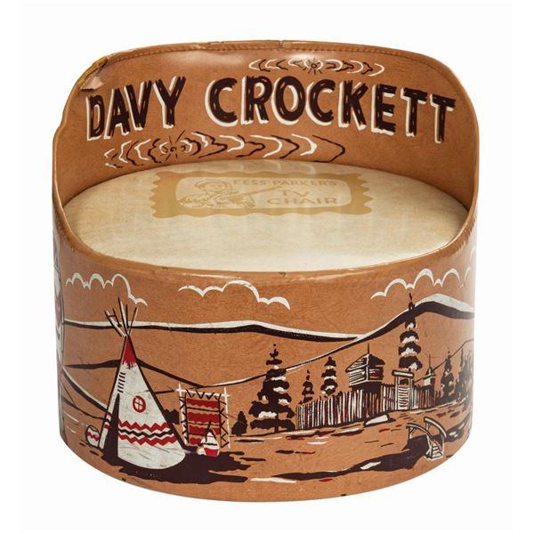 Davy Crockett Fess Parker's TV Chair.