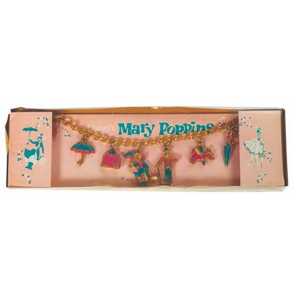 Mary Poppins Charm Bracelet.