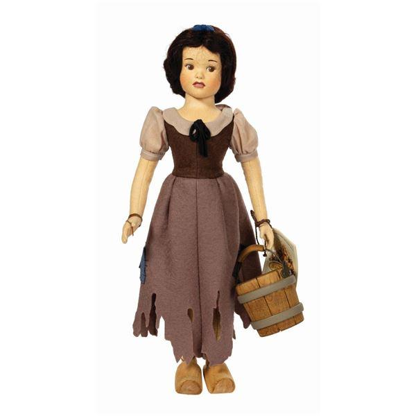Snow White in Rags R. John Wright Doll.