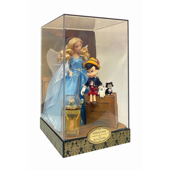 Pinocchio and the Blue Fairy Fairytale Series Set.