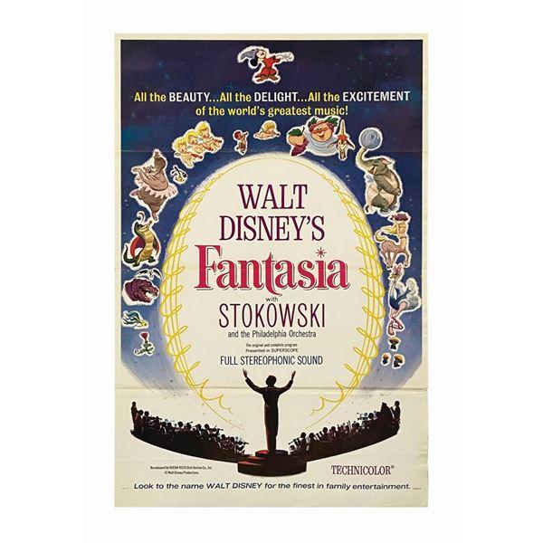 Fantasia 1-Sheet Poster.