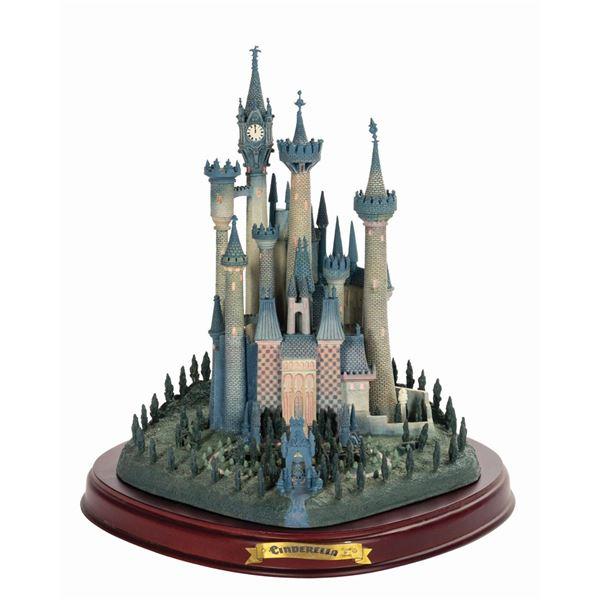 """A Castle for Cinderella"" WDCC Figure."
