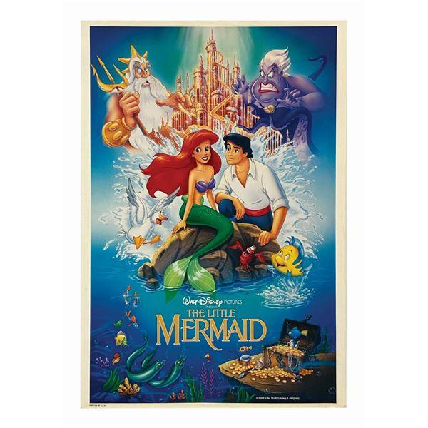 The Little Mermaid 1-Sheet Poster.