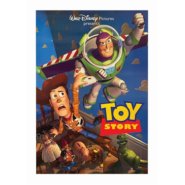 Toy Story 1-Sheet Poster.
