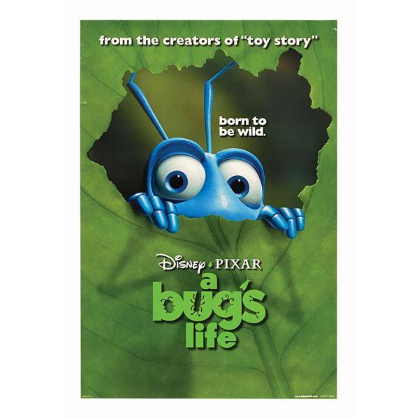 A Bug's Life Teaser 1-Sheet Poster.
