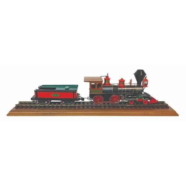 AccuCraft Lilly Belle 1:24 Scale Engine and Tender.
