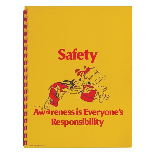 Disneyland Cast Member Safety Manual.