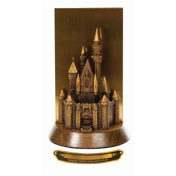 Disneyland 15-Year Service Award.