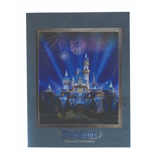 Disneyland Line 60th Anniversary Issue.