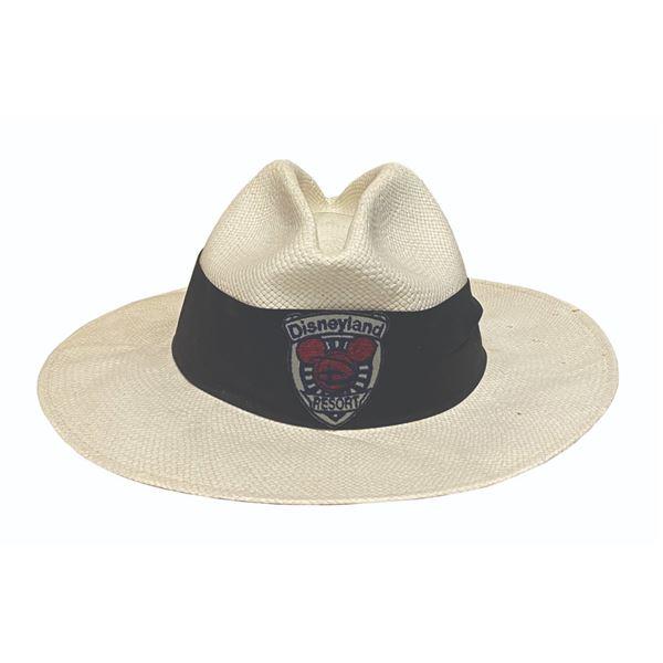 Disneyland Security Officer Hat.