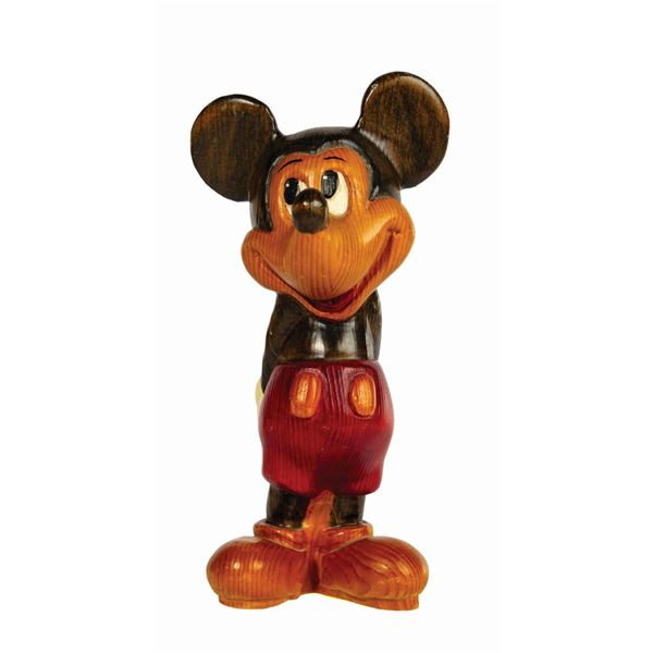 Mickey Mouse Employee Award.