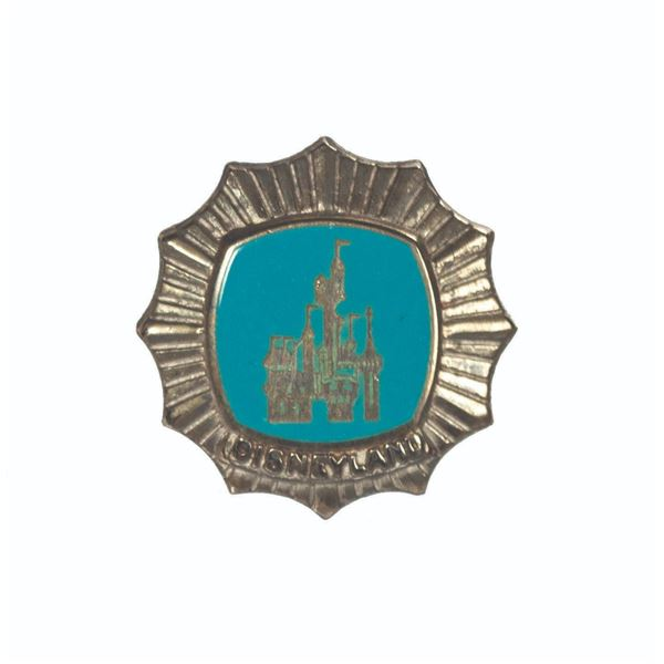 Cast Member 1-Year Service Award Pin.