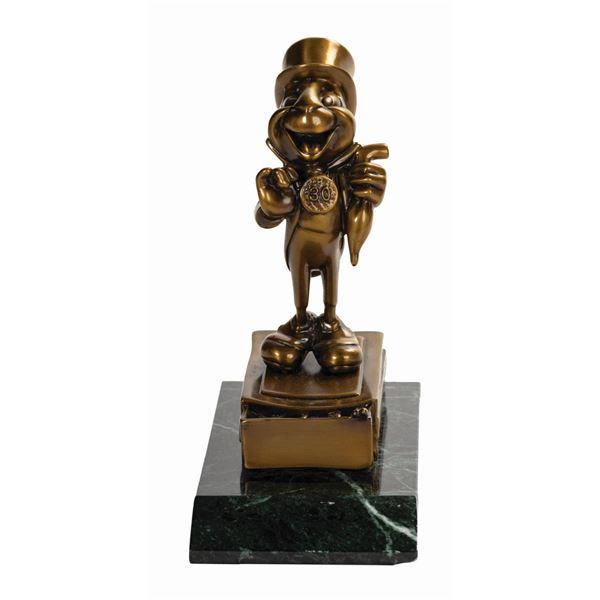 Bill Toma Foundry Master of 30-Year Jiminy Award.