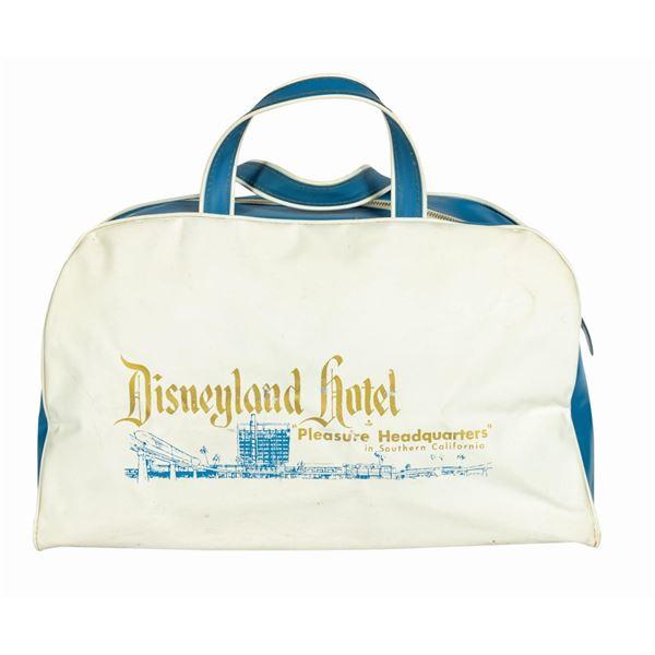 Disneyland Hotel Promotional Travel Bag.