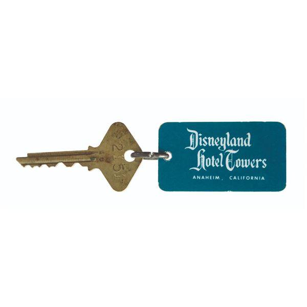 Disney Hotel Room Key.