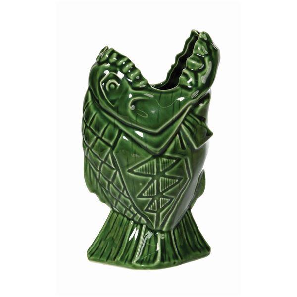 Trader Sam's Enchanted Tiki Bar Piranha Mug.