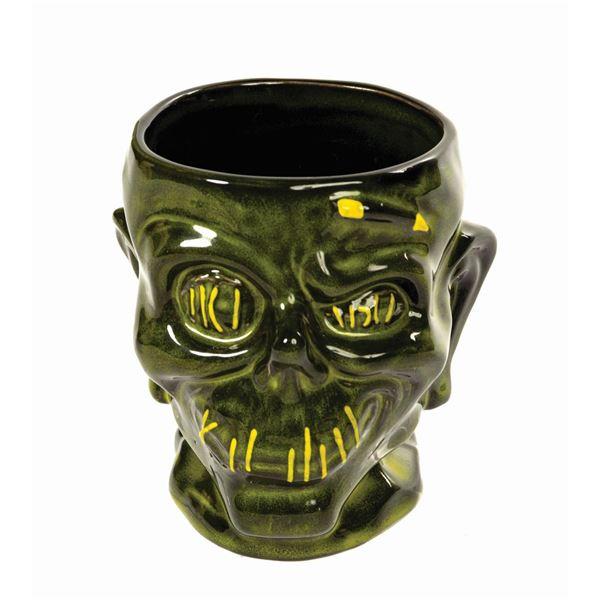 Trader Sam's Enchanted Tiki Bar Zombie Mug.