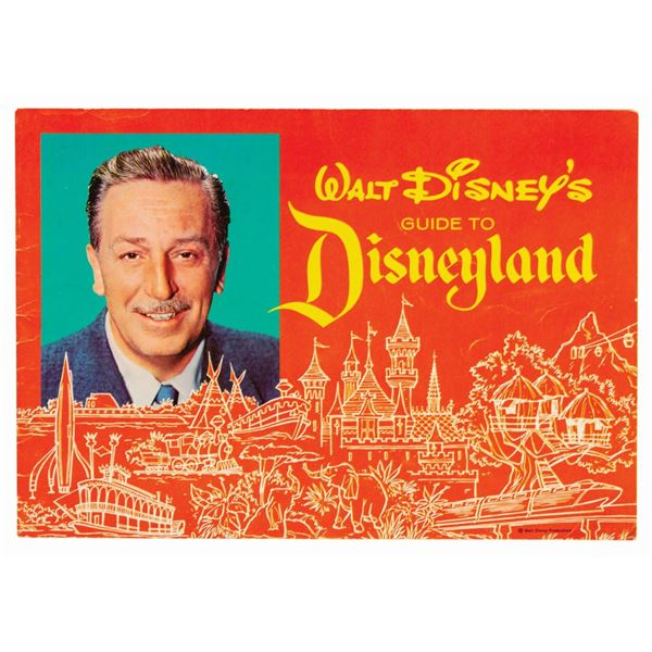 Walt Disney's Guide to Disneyland.
