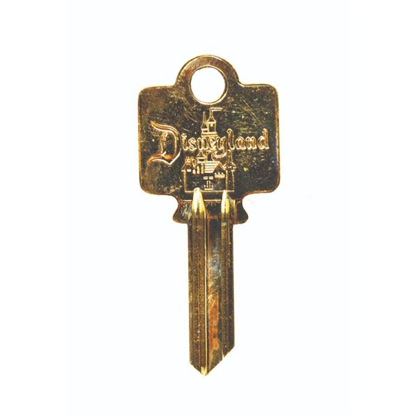 Opening Day Gold-Plated VIP Yale & Towne Key.