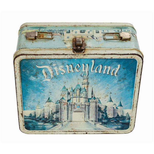 Early Disneyland Lunch Box.