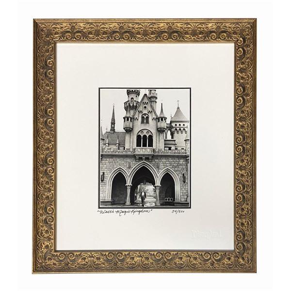 Walt's Magic Kingdom Limited Edition Photo.