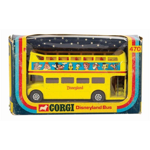 Disneyland Bus Die-Cast Toy.