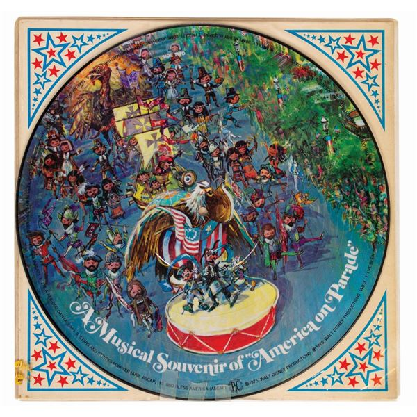 America on Parade Picture Disc.
