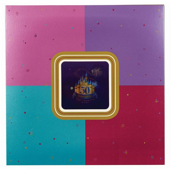 50th Anniversary Lenticular Book and Plaque Set.