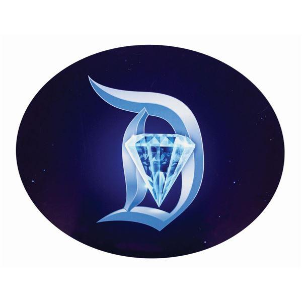 Disneyland Diamond Celebration Sign.