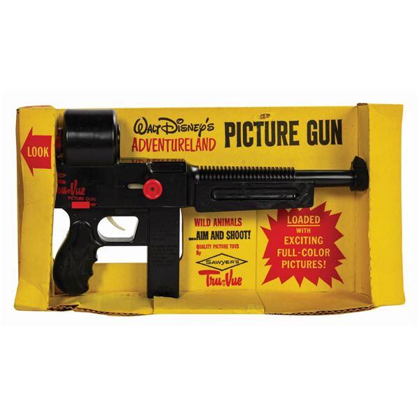 Walt Disney's Adventureland Picture Gun.