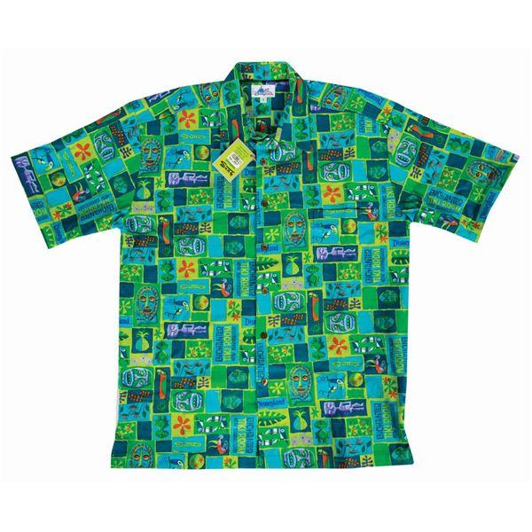 Shag Enchanted Tiki Room Tangaroa Shirt.
