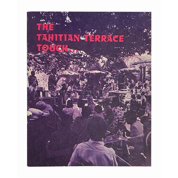 Tahitian Terrace Training Manual.