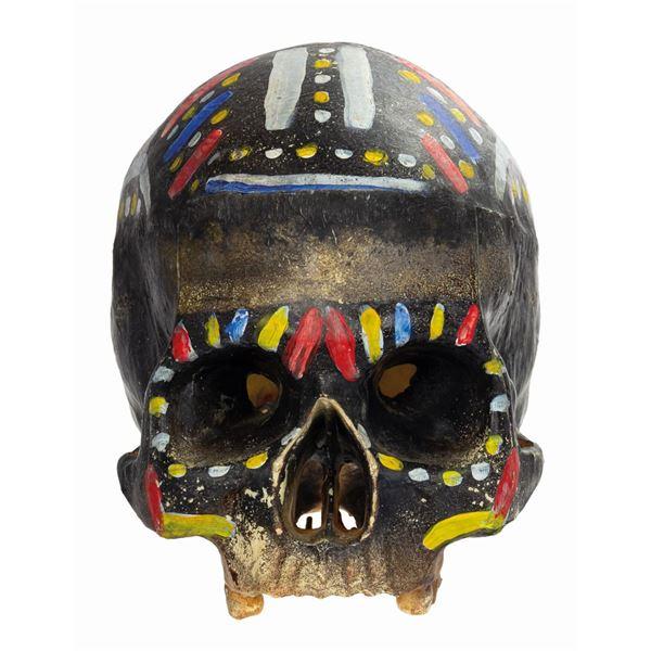 Jungle Cruise Trader Sam Prop Skull.