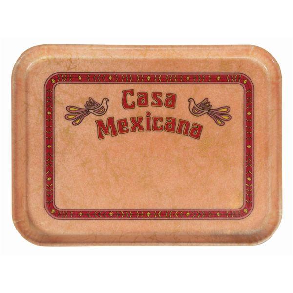 Casa Mexicana Dining Tray.