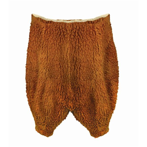 Song of the South Br'er Bear Costumed Character Pants.