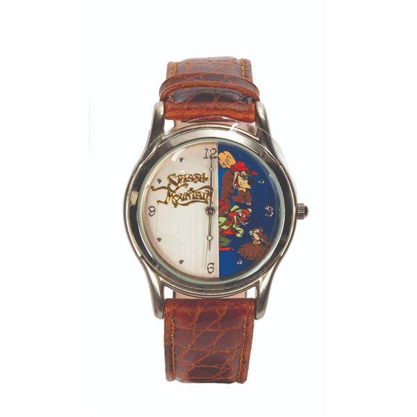 Splash Mountain Limited Edition Watch.