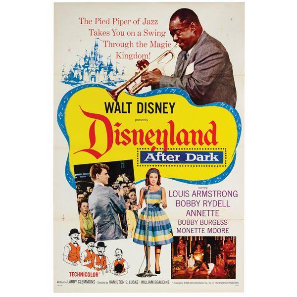 Disneyland After Dark 1-Sheet Poster.