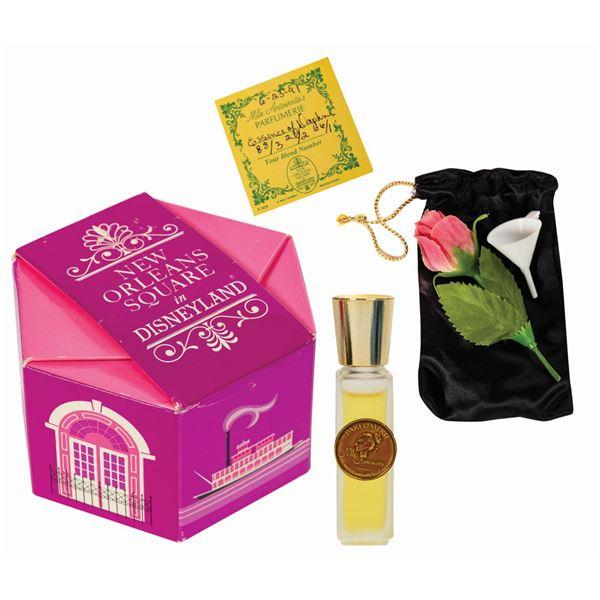Mlle. Antoinette's Parfumerie Custom Scent Set.