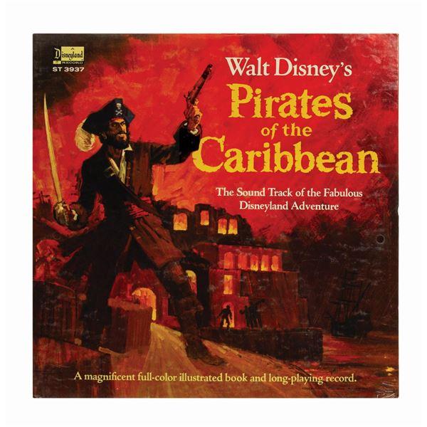 Walt Disney's Pirates of the Caribbean Sealed Record.