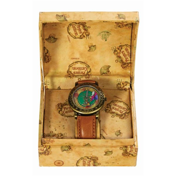 Pirates of the Caribbean 30th Anniversary Watch.