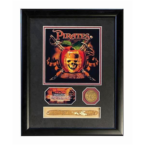 Pirates of the Caribbean Prop Gold Display.