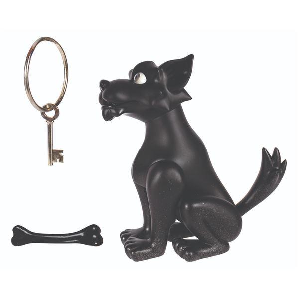 Pirates of the Caribbean Key Dog Monochrome Figure.