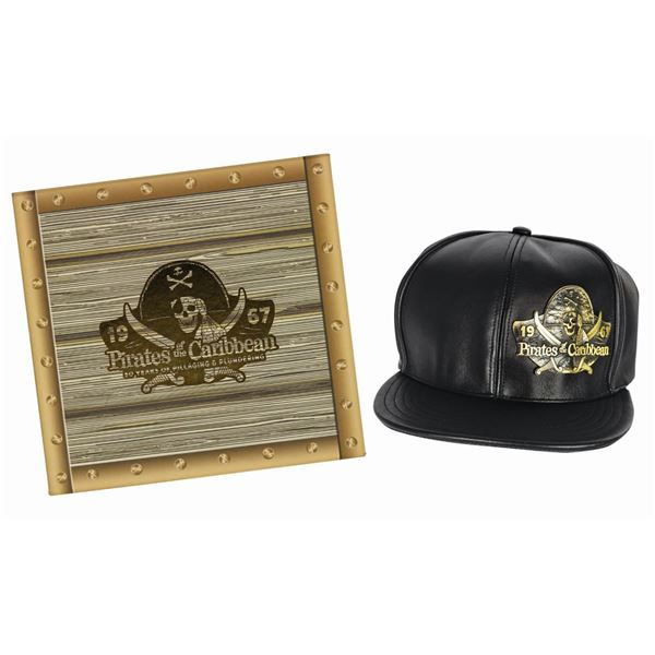 Pirates of the Caribbean 50th Anniversary Ball Cap.