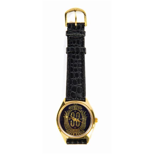 Club 33 Prototype Logo Watch.